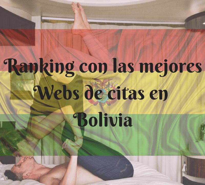 Ranking con las mejores Webs de citas en bolivia