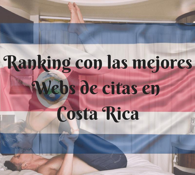 Ranking con las mejores Webs de citas en costa rica
