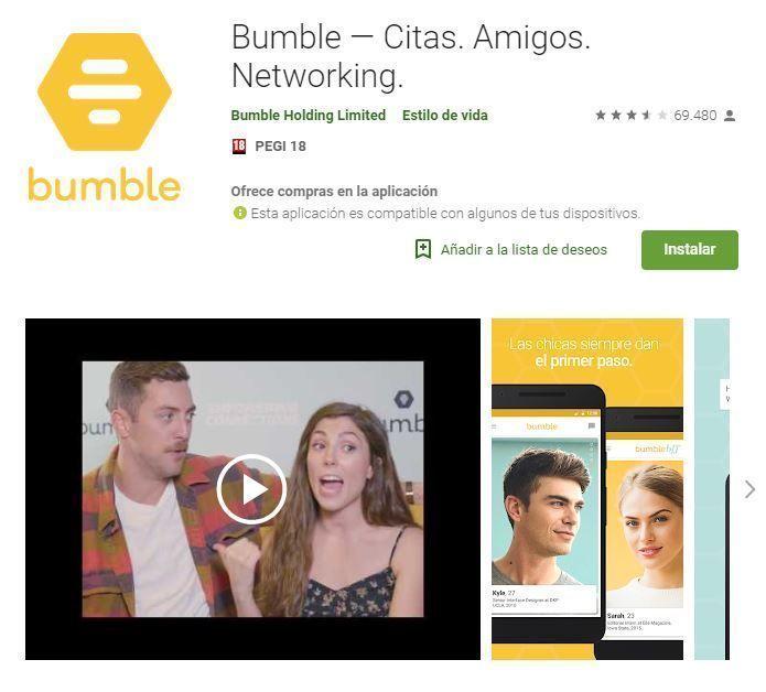 app bumble