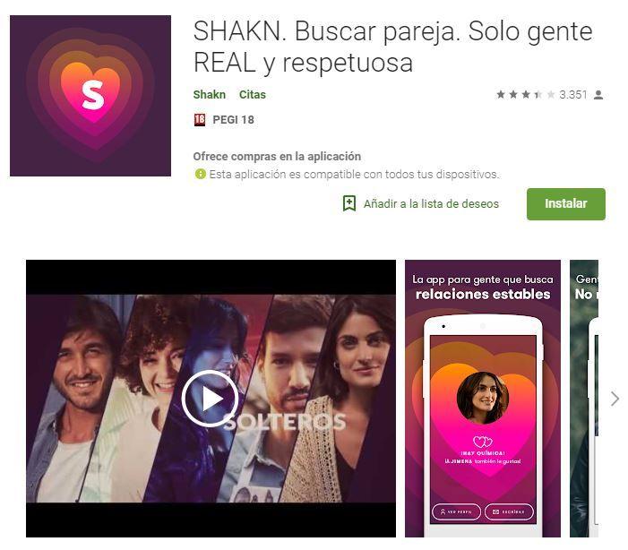 app shakn