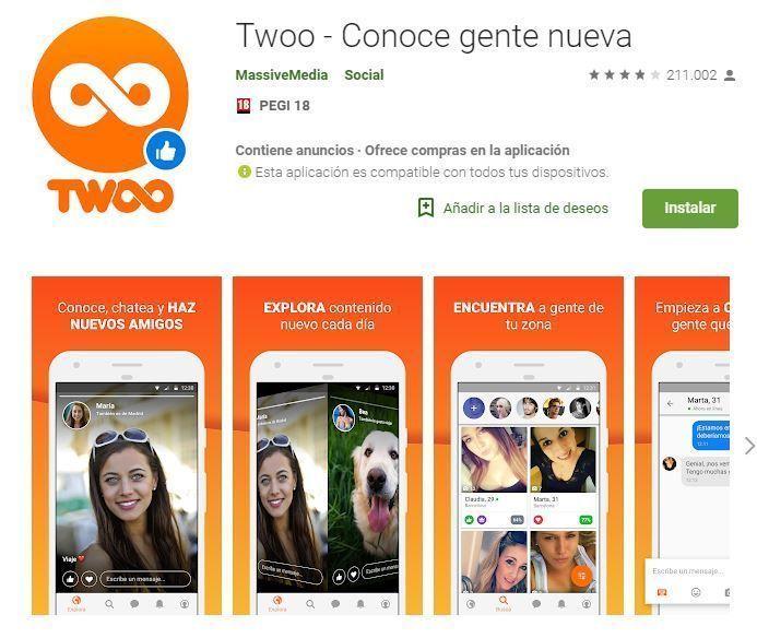 app twoo