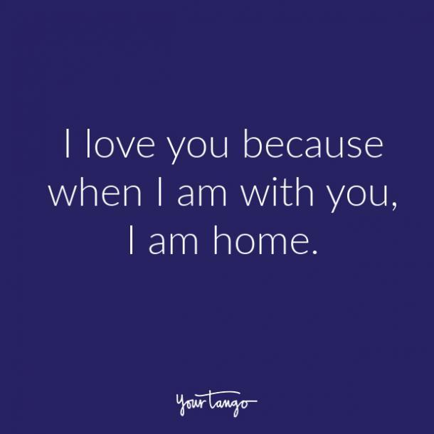 razones por las que te quiero