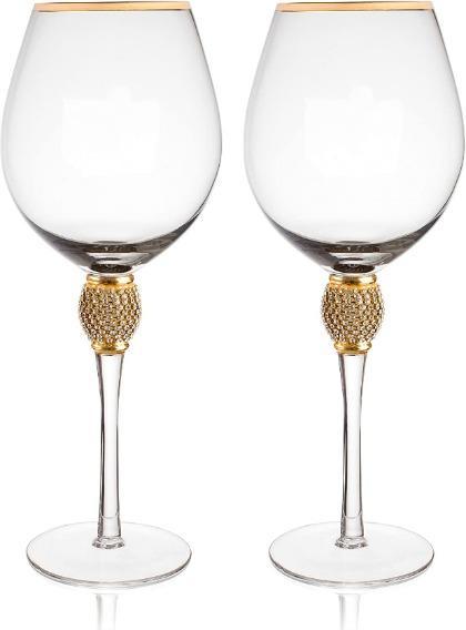 Copas de vino con orejera Trinkware
