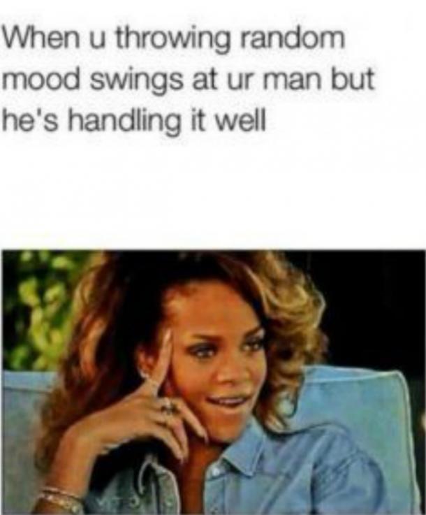 Rihanna y love you meme