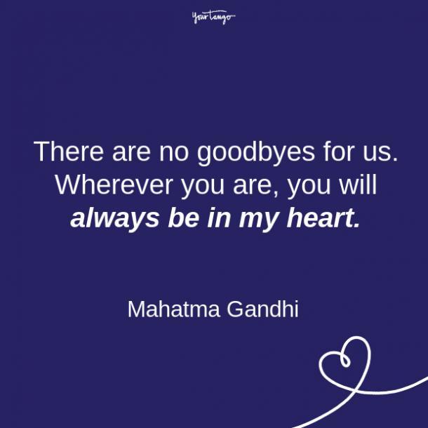Citas de relación de Mahatma Gandhi