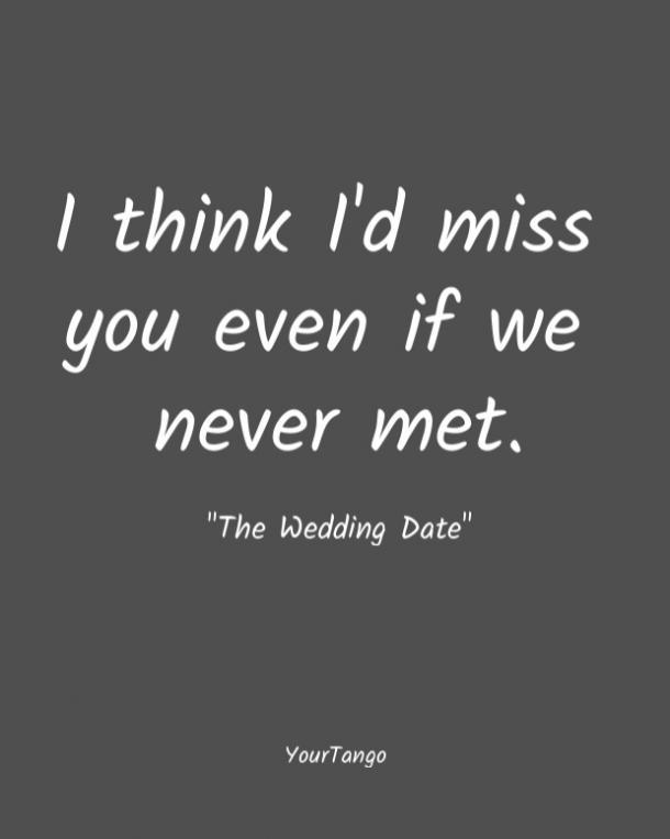 Citas de amor cortas de boda