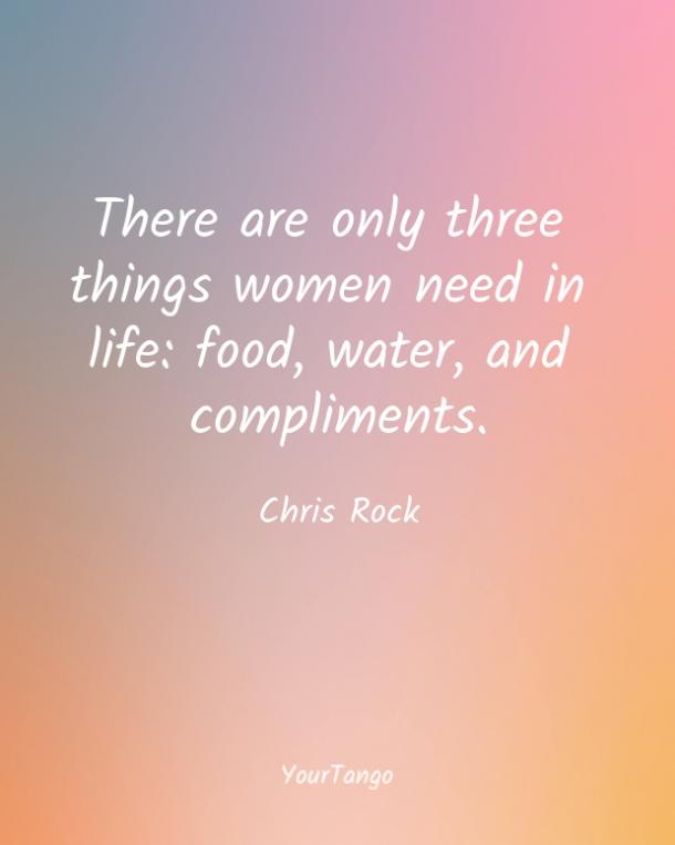 Citas de amor divertidas de Chris Rock