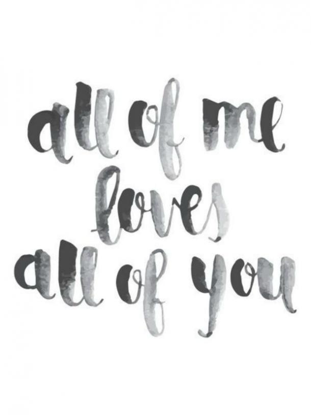 Citas de amor de John Legend