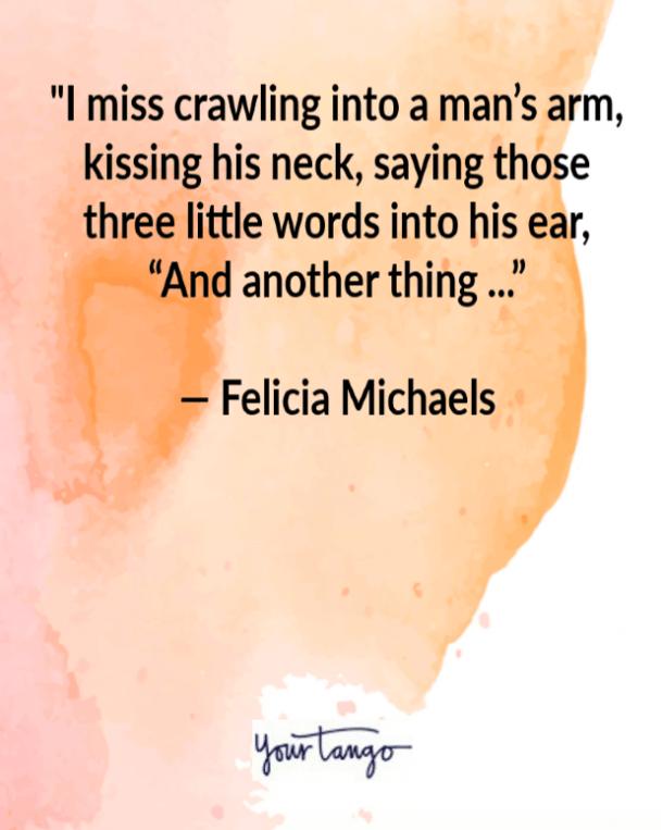 Felicia Michaels: divertidas citas de amor